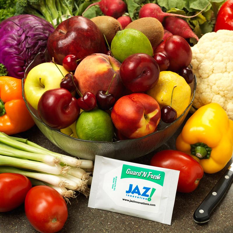 Natural Organic Produce Saver - Guard'N Fresh