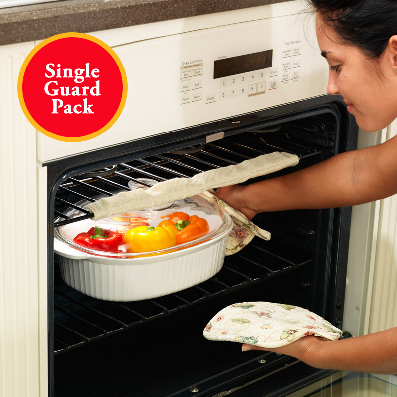 Oven Rack Guard by JAZ Innovations - Single Pack