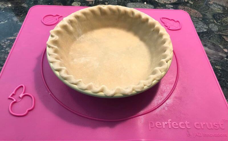 single crust pie