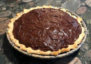 chocolate peanut butter soul pie