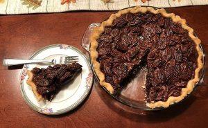 Recipe for Pumpkin Pecan Pie